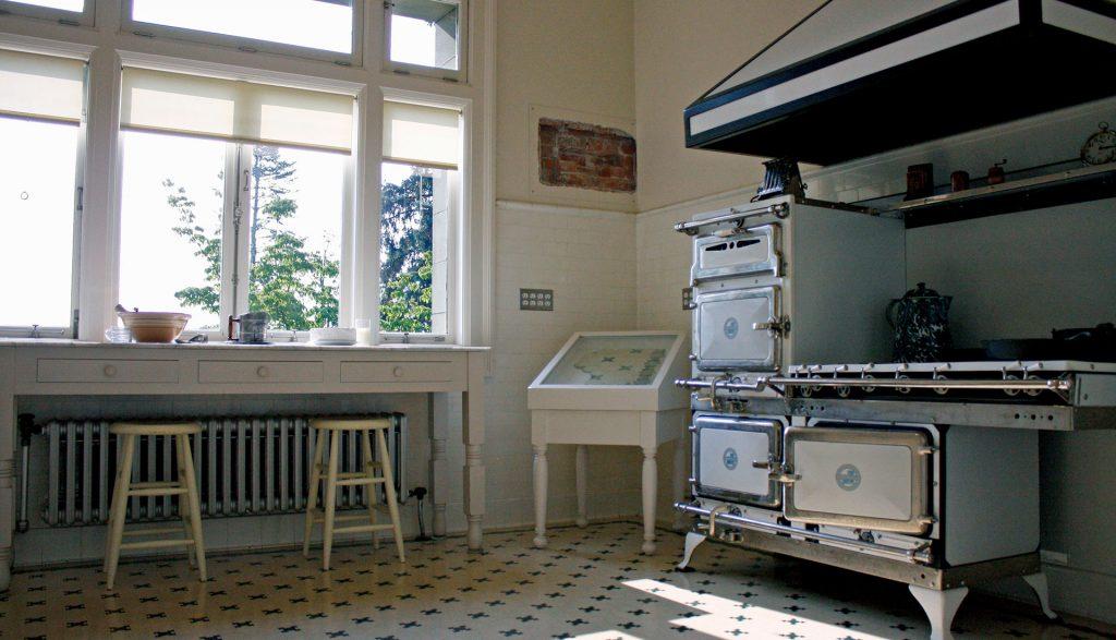 Pittock Mansion's Kitchen