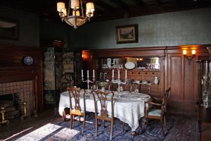 Pittock Mansion's Dining Room