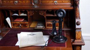 Writing Room desk